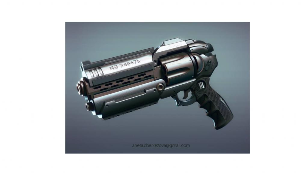 Kulinarendom_3d-pistol