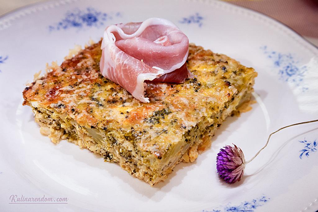 Kulinarendom_Fritata_brokoli_koze_sirene